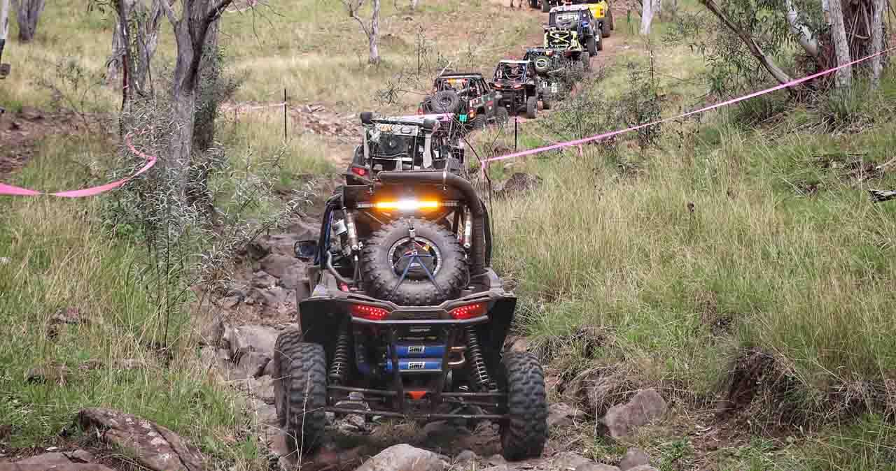 Aust4 Racing Series Aust 4