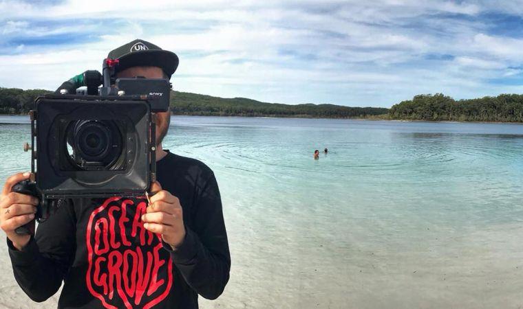 Camper Trailer Lifestyle Filming TV Series