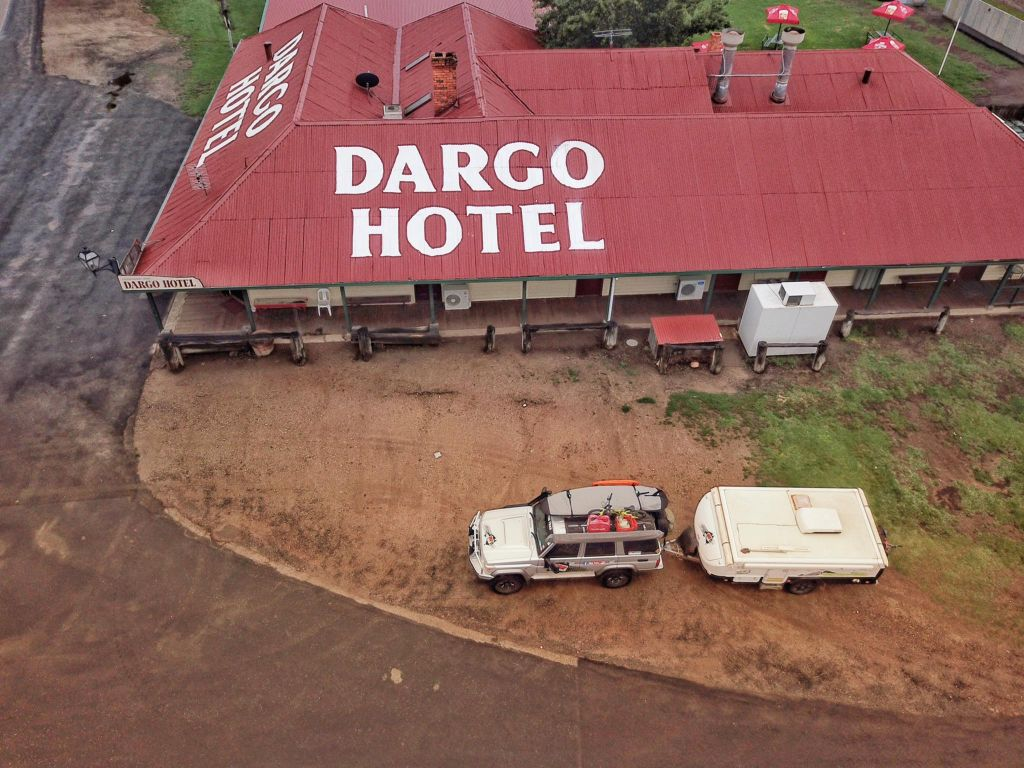 Iconic Dargo Hotel, Victorian High Country