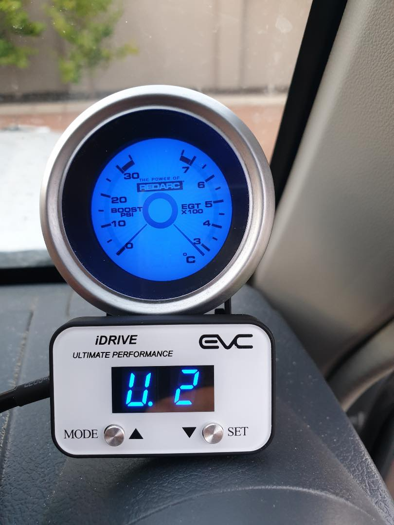 iDrive Throttle Controller Product Review