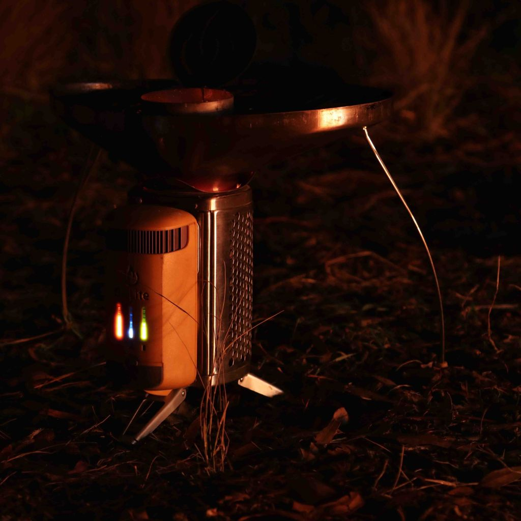 BioLite Camp Stove and Cooker